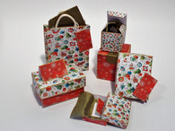 Download-Christmas Boxes & bags #3