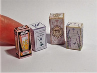 Set of 4 perfume boxes #4