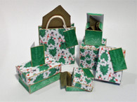 Kit-Christmas Boxes & bags #1
