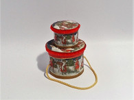 Kit - Christmas Hat Boxes no1