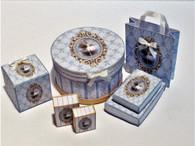 Kit - Lady Diane Presentation Box & Bag set