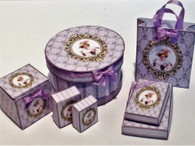 Kit - Lady Delphine Presentation Box & Bag set