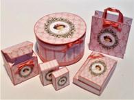 Kit - Lady Daphne Presentation Box & Bag set