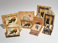 Kit - Vintage Shoe Box Display