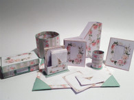 Kit - Floral Stationery Set