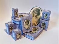Kit - Lady Margaret hat box,boutiques,perfume boxes,