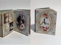 Kit - Victorian Girl/child/female photograph Album No6