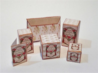 Kit - Clavel Toiletry Boxes