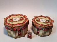Kit - Perfect Rose Hat Boxes