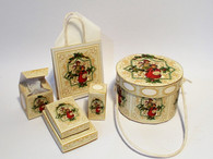 Kit - Christmas Vintage Gold