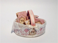 Kit - Pink Lady Toiletry Basket