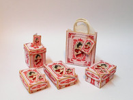 Kit - Little Girl's Boxes & Bags - Amy