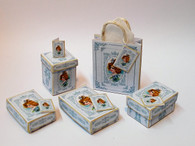 Kit - Little Girl's Boxes & Bags - Anastasia