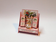 Hat Pin Display Stand - Pink