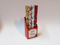 Christmas Tree Gift Wrap Display
