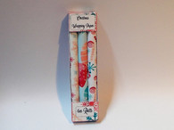 Box of Christmas Gift wrapping paper - Modern