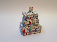 Download - Christmas Seasonal Boxes - White