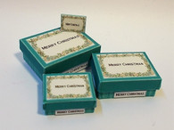 Download - Christmas Gift Boxes - Turquoise