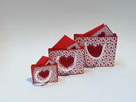 Download - Valentine Gift Bags Red & White