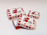 Download - Valentine Boxes Red Heart