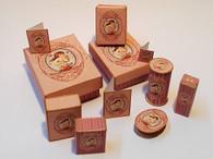 Kit - Romantic perfume/toiletry/presentation Boxes Pink