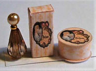 Lady Marian Bottle & Box Kit No 2