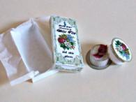 Glove Box & powder Puff Kit