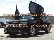 Chevrolet Tahoe Vertical Lambo Doors Bolt On 92 93 94 95 96 97 98 99