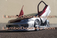Chevrolet Cavalier Vertical Lambo Doors Bolt On 95 96 97 98 99 00 01 02 03 04 05