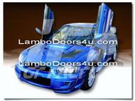 Subaru Forester Vertical Lambo Doors Bolt On 97 98 99 00 01 02