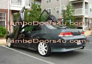 Honda Prelude Vertical Lambo Doors Bolt On 97 98 99 00 01