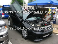 Scion tC Vertical Lambo Doors Bolt On 04-10