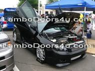 Scion tC Vertical Lambo Doors Bolt On 04-10