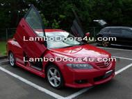 Mazda 6 Vertical Lambo Doors Bolt On 03 04 05 06 07 08