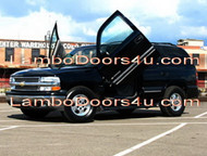 Chevrolet Suburban Vertical Lambo Doors Bolt On 00 01 02 03 04 05 06