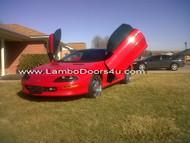 Chevrolet Camaro Vertical Lambo Doors Bolt On 82 83 84 85 86 87 88 89 90 91 92