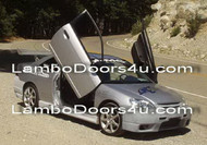 Honda Civic Vertical Lambo Doors Bolt On 2dr 4dr 01 02 03 04 05