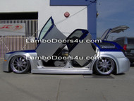REAR Dodge Magnum Vertical Lambo Doors Bolt On 05 06 07 08