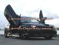 Dodge Neon 2dr 4dr Vertical Lambo Doors Bolt On 93-05