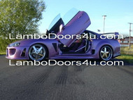 Toyota Supra Vertical Lambo Doors Bolt On 93 94 95 96 97 98 99 00 01 02