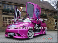 Toyota Yaris Vertical Lambo Doors Bolt On 99 up