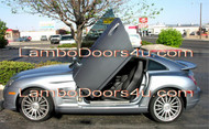Chrysler Crossfire Vertical Lambo Doors Bolt On 04 05 06 07 08