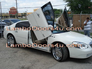 Buick Roadmaster Vertical Lambo Doors Bolt On 91 92 93 94 95 96
