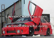 Nissan Sentra Vertical Lambo Doors Bolt On 95 96 97 98 99