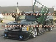 GMC Yukon Denali Vertical Lambo Doors Bolt On 98 99 00 01 02 03 04 05 06