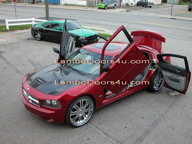 Suicide Door Kit 180 Degree Universal Suicide Doors