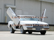 Buick Centurion Vertical Lambo Doors Bolt On 71 72 73