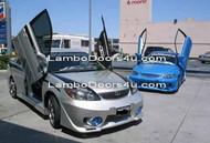 Toyota Camry Vertical Lambo Doors Bolt On 97 98 99 00 01