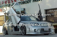 Hyundai Avante Vertical Lambo Doors Bolt On 01 02 03 04 05 06