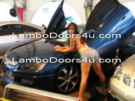 Honda Accord Vertical Lambo Doors Bolt On 03 04 05 06 07